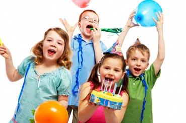Детский праздник клоуны аниматоры