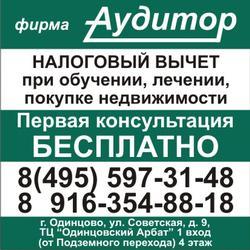 Одинцово помощь в заполнении декларации 3 ндфл бланки ип регистрация уфа
