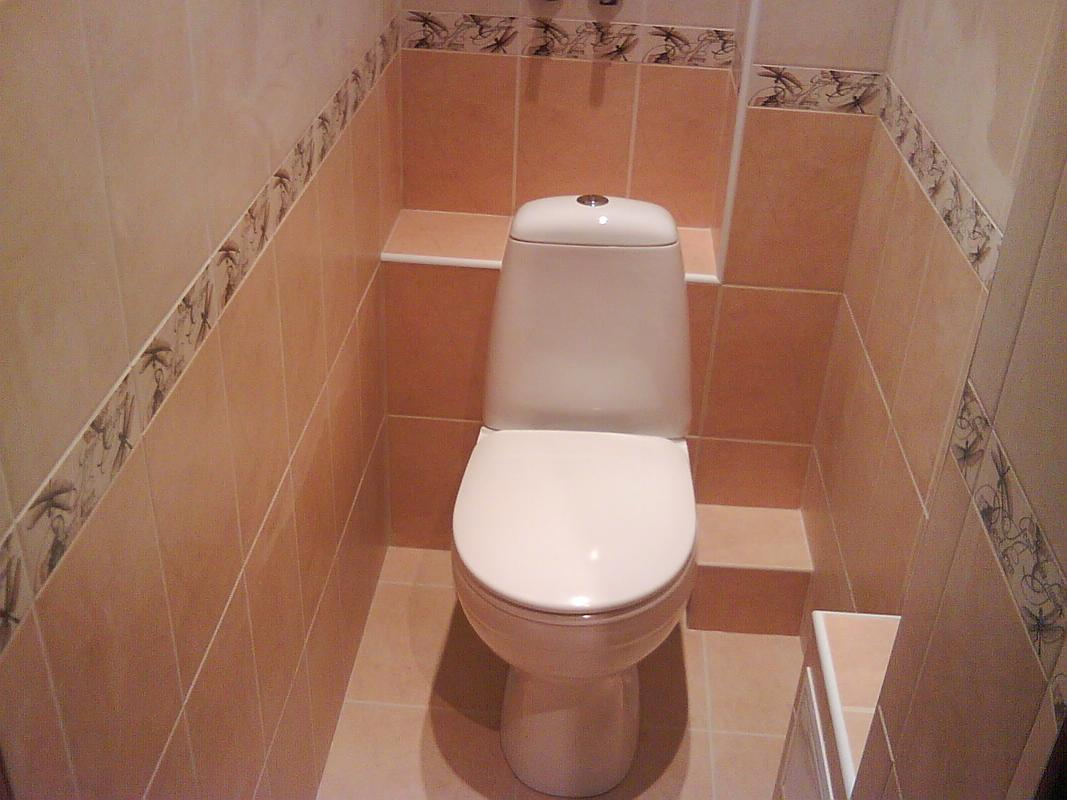 Сделать ремонт в ванной и туалете своими руками