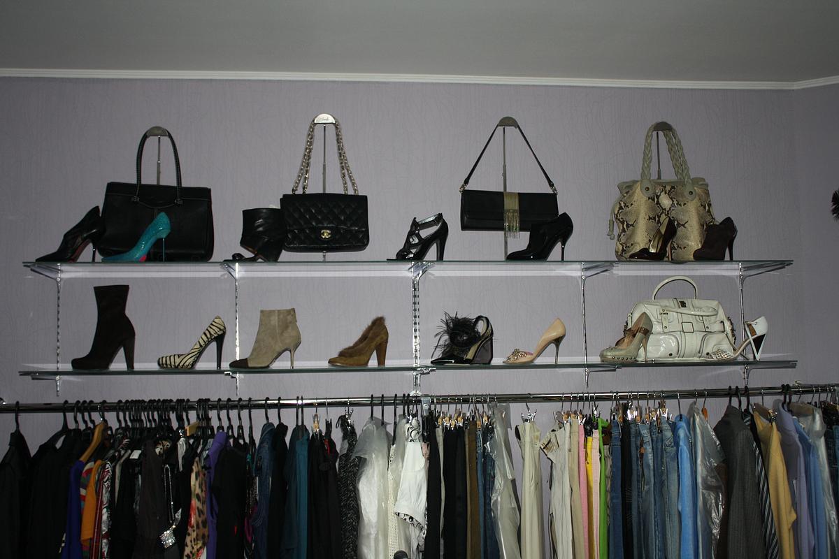 Комиссионный магазин женской одежды