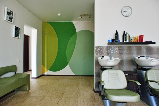 Салон красоты olive