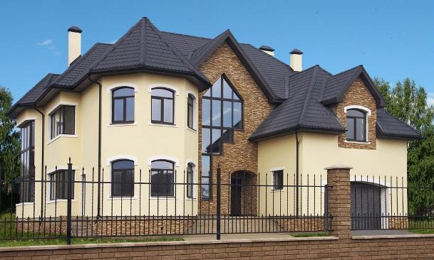 Дачных домов домов из бруса в