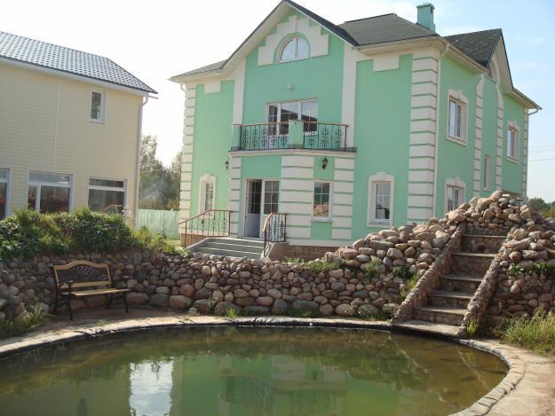 Строительство коттеджей дачных домов